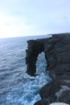 Sea Arch by Volcano, Big Island