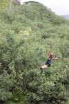 Ziplining in Kauai